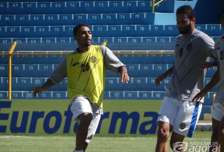 São Carlos pega o Comercial e Elton prevê um jogo tenso