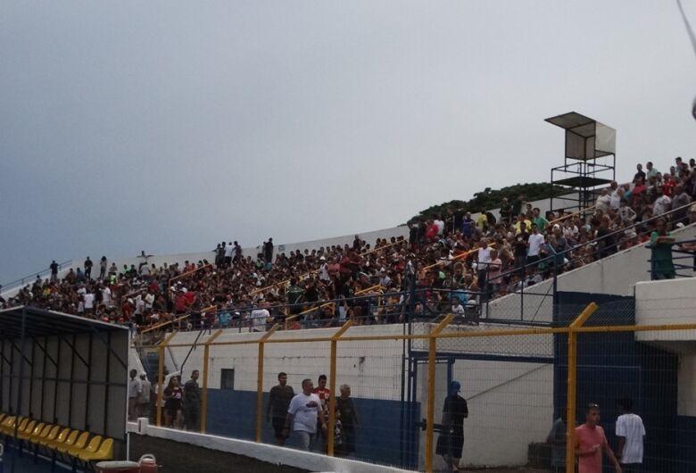 Venda de ingressos para São Carlos x Comercial se iniciam na segunda-feira
