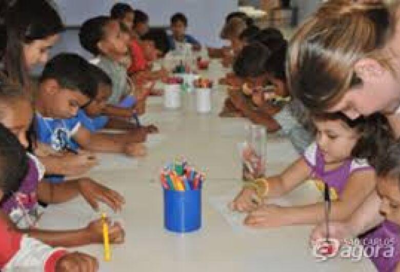 Projeto Férias em São Carlos atenderá crianças de 6 a 12 anos