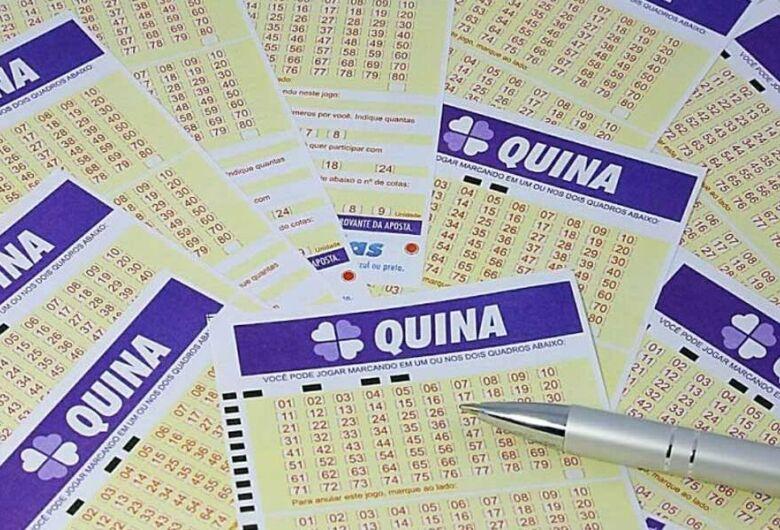 Aposta da região ganha R$ 11 milhões na Quina