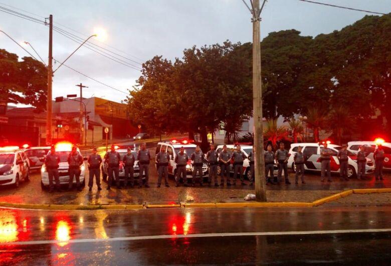 Operação São Paulo Mais Seguro mobiliza 28 mil policiais no Estado