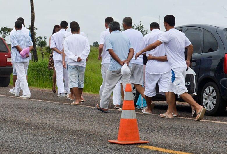 Mais de 1.600 presos não voltaram para prisão após saidinha de final de ano