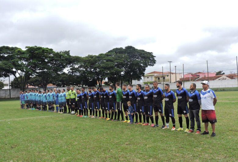 Dois jogos abrem a Copa São Carlos