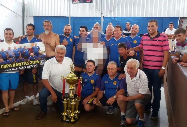 Em parceria com Bocaina, EC São Bento estreia na Copa União Interclubes