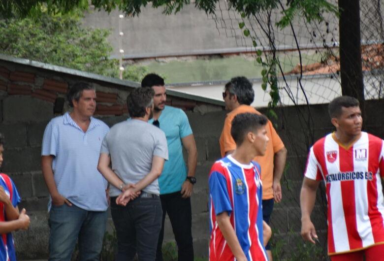 Jovens talentos de São Carlos são analisados por 'olheiros'