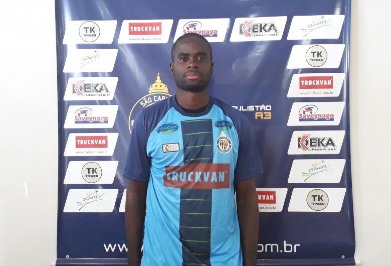 Willian Thuram retorna ao São Carlos