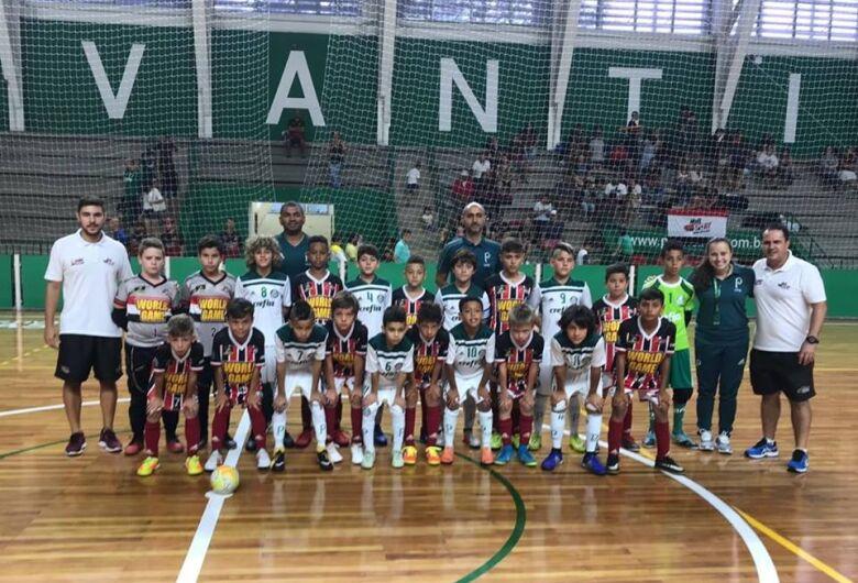 Multi Esporte confirma presença na Copa SE Palmeiras em 6 categorias