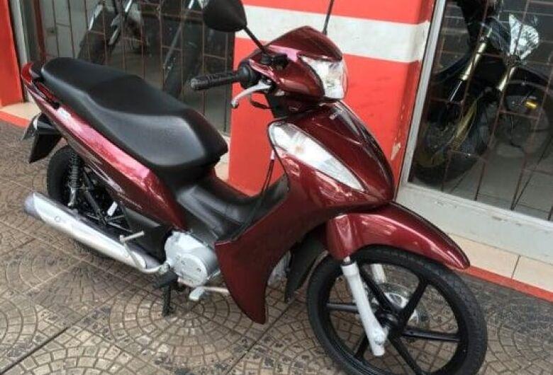 Moto é furtada no Boa Vista e proprietário pede ajuda para localizá-la