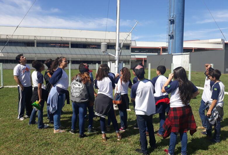 Pesquisa em São Carlos leva Educação Ambiental e empreendedorismo à escola