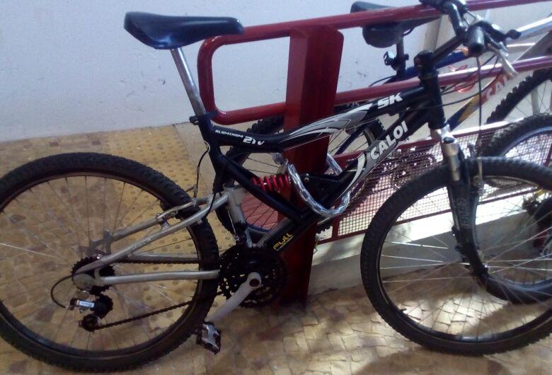 Estudante pede ajuda para localizar bike que foi furtada