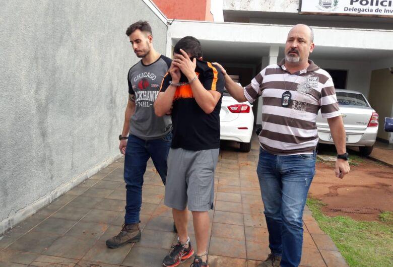 Furto em churrascaria motivou homicídio no Antenor Garcia, afirma delegado da DIG