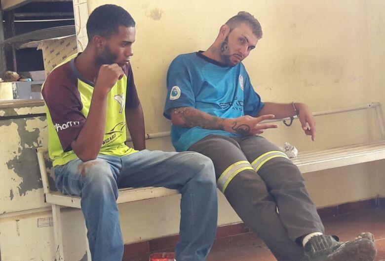 Dupla é presa após assaltar residência no Centro de São Carlos