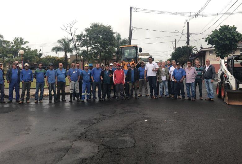 Prefeitura de Ibaté dá continuidade nas ações contra o Aedes aegypti