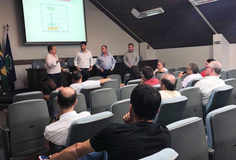 Acisc reúne comerciantes para discutir sobre revitalização da área central