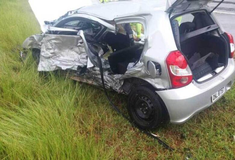 Homem morre em trágico acidente na rodovia SP-348