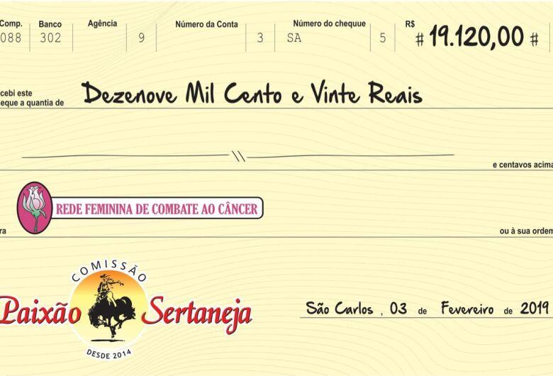 Quarta Cavalgada rende R$ 19.120,00 às vítimas de câncer
