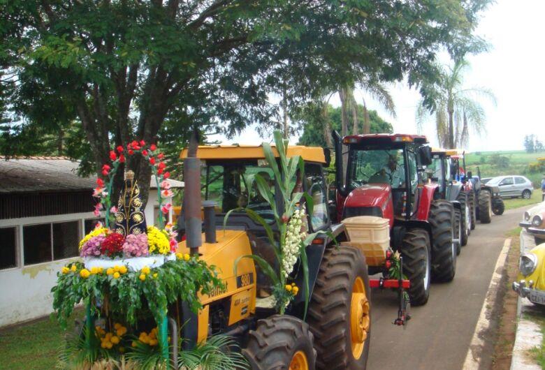 Agricultores se reúnem para a 13ª edição da Tratorada