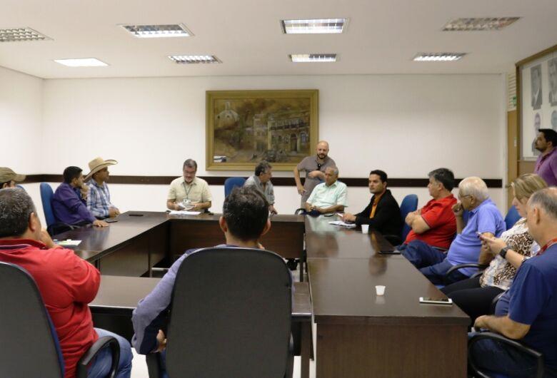 Câmara e Prefeitura definem medidas para a regularização do IPTU-2019