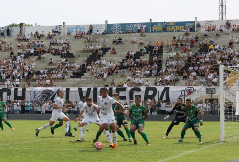 Desportivo Brasil e Comercial vencem em rodada de empates