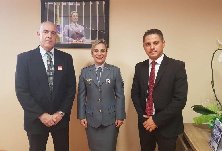 Samir Gardini apresenta Plano Municipal de Segurança Pública em Brasília