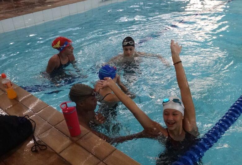 Natação são-carlense prevê uma temporada intensa e competitiva