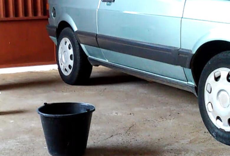 Ibateense que teve Gol furtado na Dr. Carlos Botelho pede ajuda para encontrar o carro