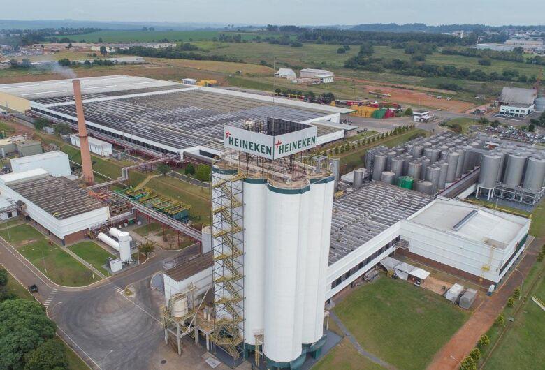 Heineken vai abrir 270 vagas e investir R$ 250 milhões em Araraquara