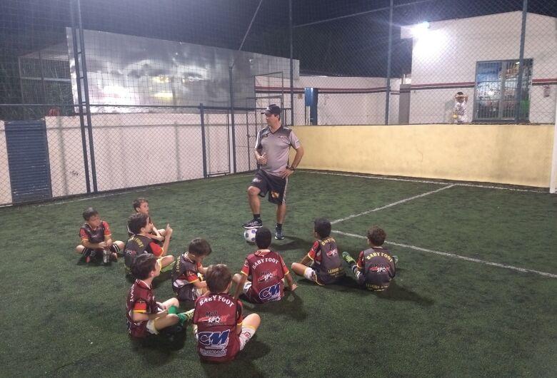 Jovens talentos se destacam nas equipes de competição do CE Multi Esporte
