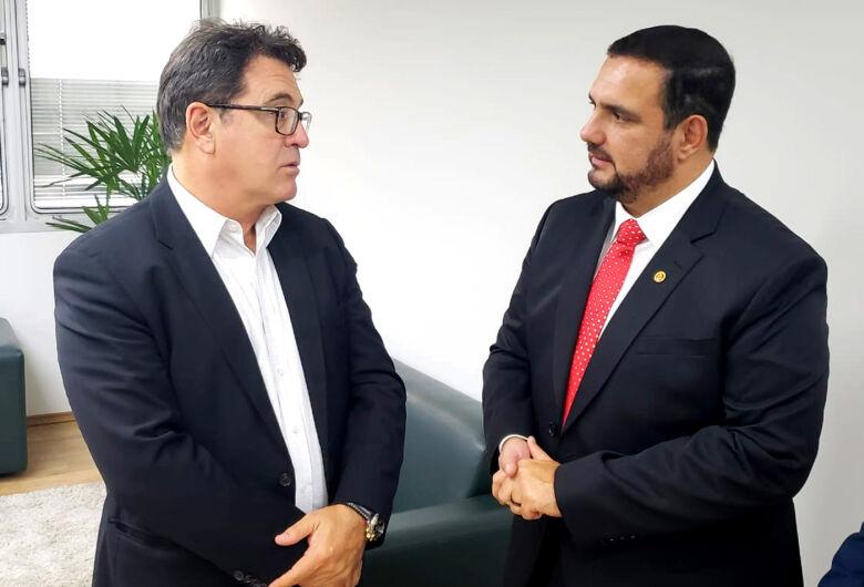 Em reunião com secretário de Turismo, Julio Cesar pleiteia MIT para cidades da região
