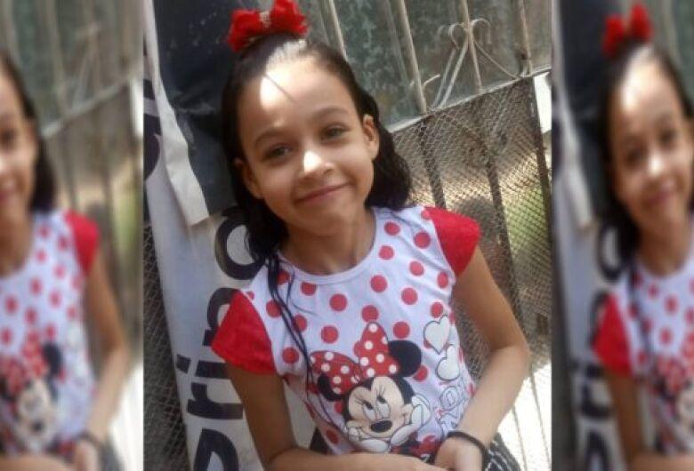 Menina de 7 anos morre engasgada em cidade da região