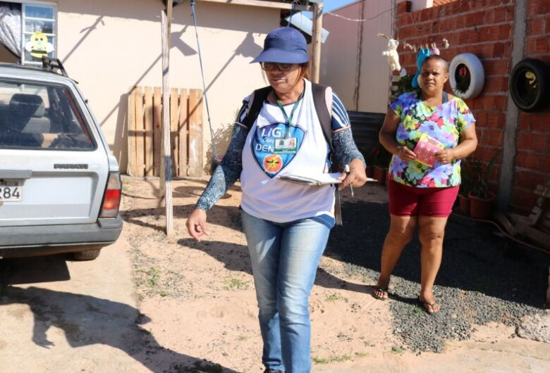 Com salário de R$ 1.568,00, Prefeitura vai contratar agentes de combate às endemias