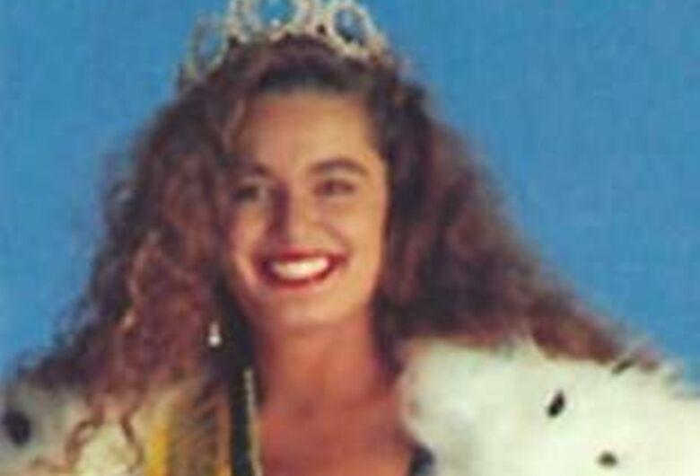 Patrícia Godoi, Miss Brasil 1991