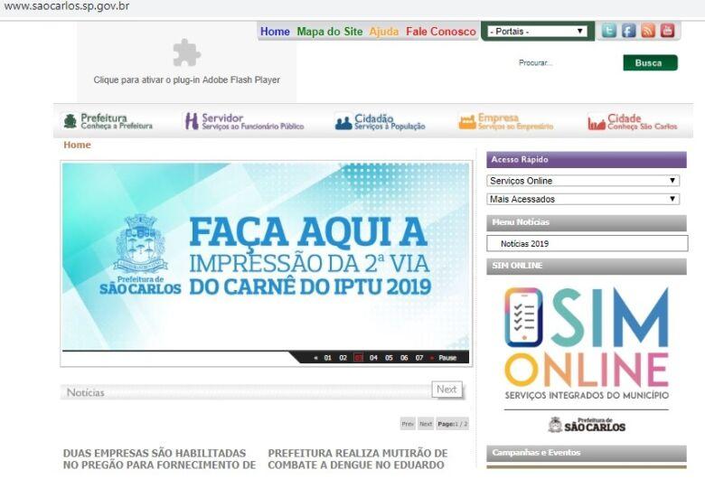 SIM Online tem mais de 15 serviços disponíveis