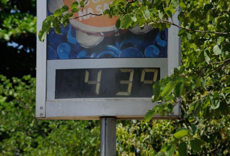 Onda de calor deve diminuir em fevereiro, prevê Inmet