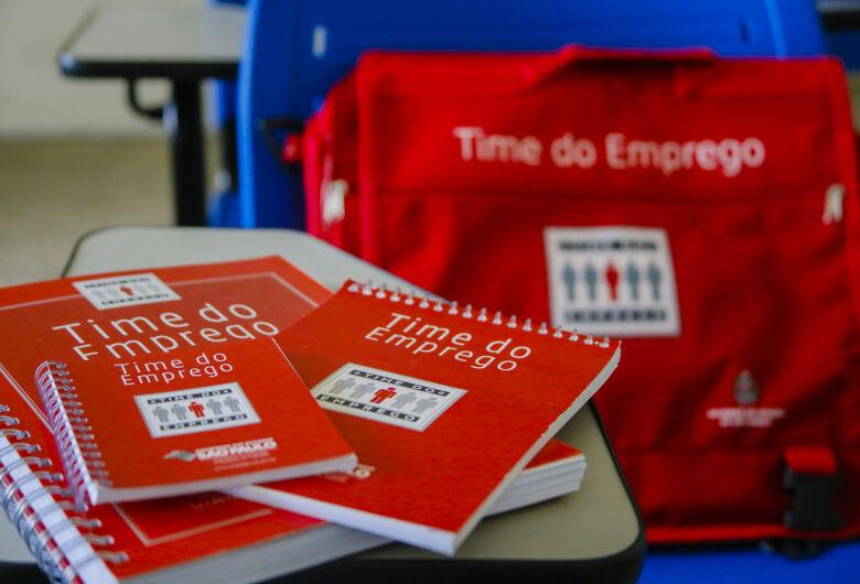 Time do Emprego 2019: SMTER abre inscrições para novas turmas