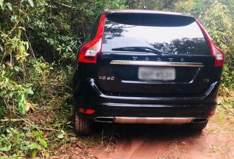 Ladrões torturam comerciante durante assalto em Itápolis e abandonam carro em São Carlos