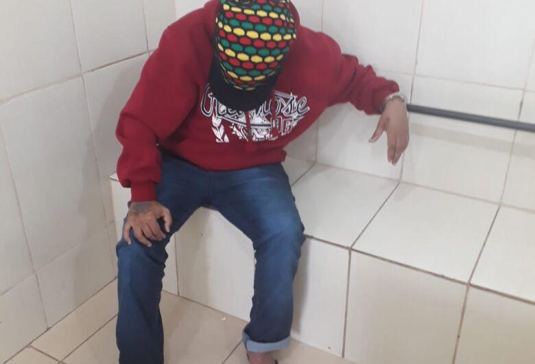 Foragido da cadeia de Jardinópolis se entrega no plantão policial