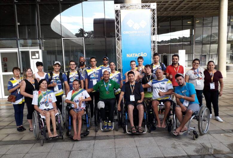 LCN/Aquário Fitness conquista recorde de medalhas no Circuito Caixa