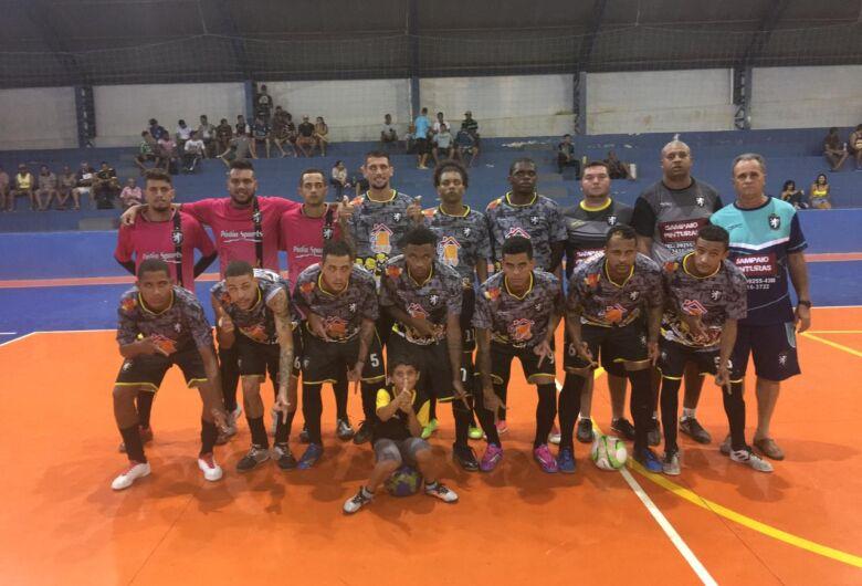 Deportivo Sanka encara Potunduva pela terceira fase da Copa Parelli