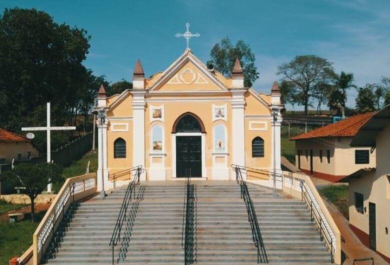 Santa Eudóxia faz festa para comemorar dia da padroeira