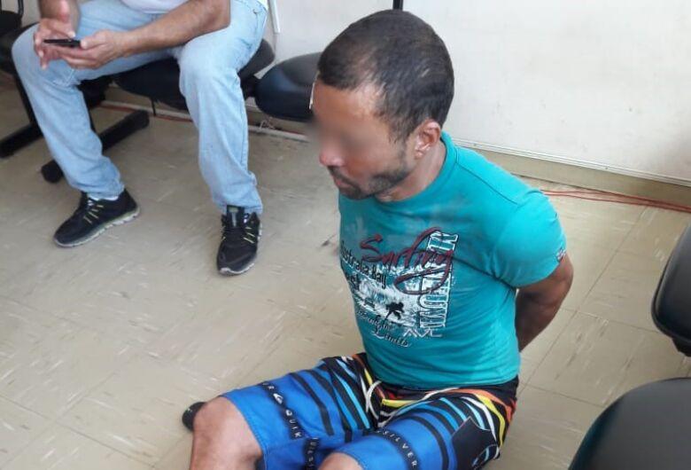 Após pedir salgado, homem danifica lanchonete no Centro