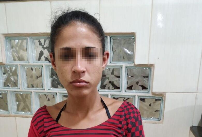 Procurada por furto é presa no Cidade Aracy