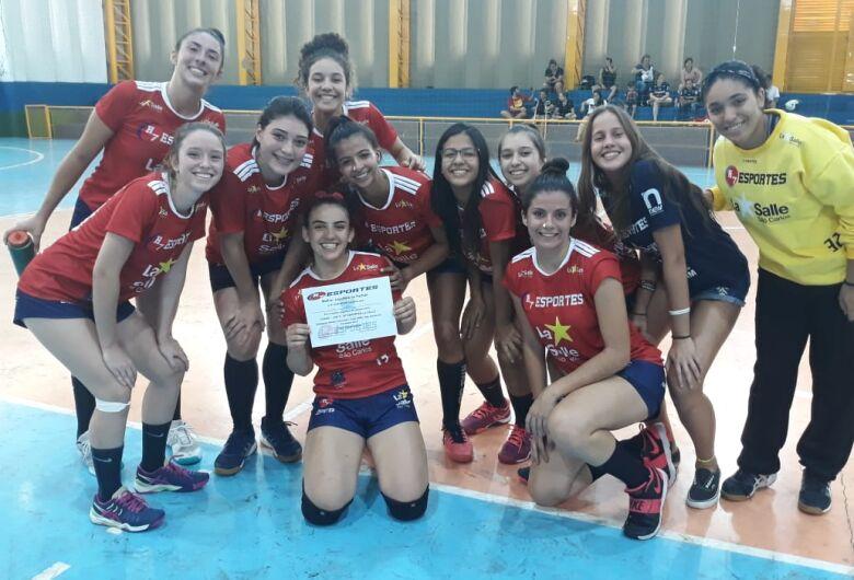 H7 Esportes/La Salle conquista dupla vitória na Copa Smel