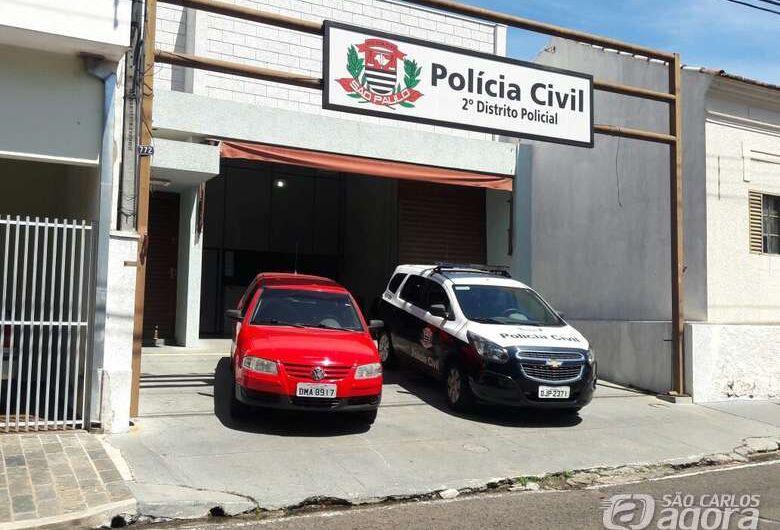 Comerciante é assaltado na Getúlio Vargas