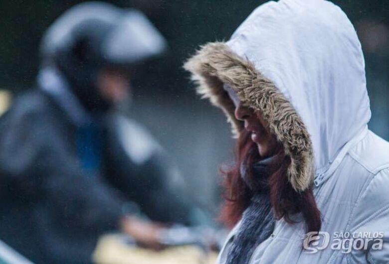 Madrugada de sexta pode ser a mais fria do ano