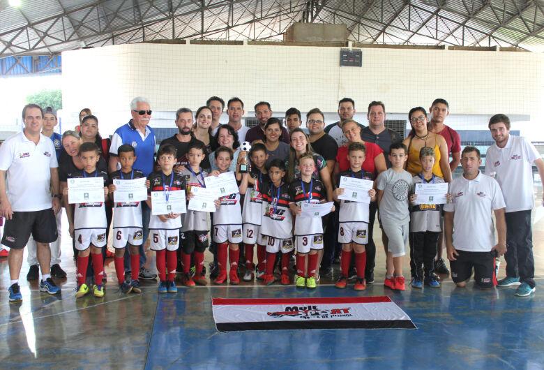 Multi Esporte está na final estadual da Copa SE Palmeiras e vence 4 na Copa Sul Minas