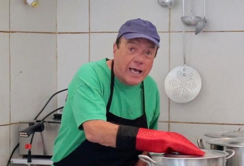 Ator de pegadinhas e humorista, Marquinhos, morre em São Paulo