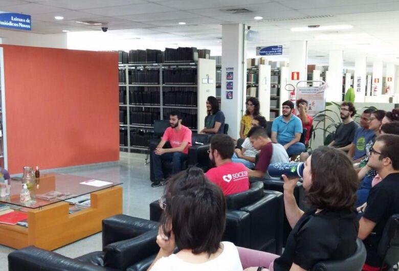 """Para todos os interessados - """"Momento Bem Estar"""" na Biblioteca do IFSC/USP São Carlos"""