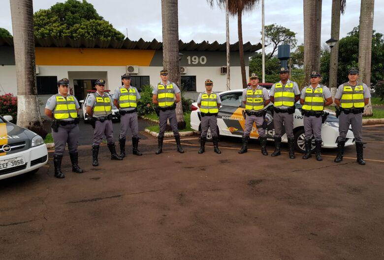 """Polícia Militar Rodoviária realiza mais uma operação """"Rodovia mais Segura"""""""