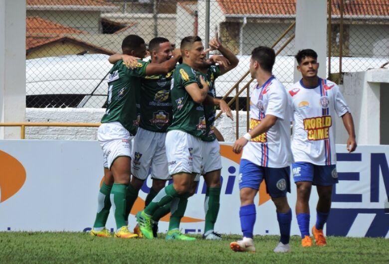 Infeliz, Grêmio é goleado pela Francana na estreia na Segunda Divisão